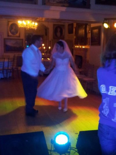 Maunsel House Wedding Disco